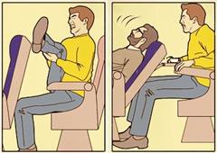 Что бесит пассажиров во время длительных перелетов