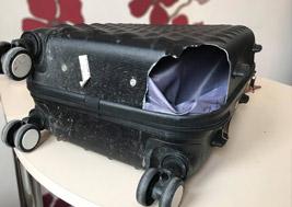 Испортили чемодан. Что делать?