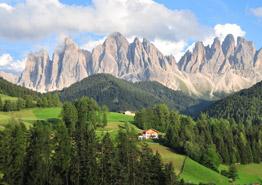 Доломитовые Альпы летом: инструкция по применению