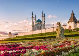 Курс на повышение: плюс 3% на экскурсионные туры в Казань!