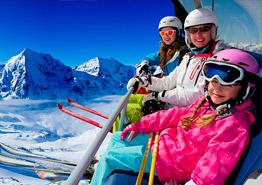 Отдых в Альпах: прокачай свои знания
