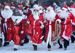 Дед Мороз и Снегурочка – 2019: выбирает турбизнес!