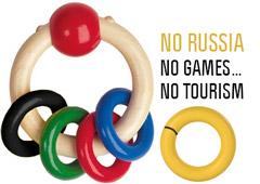 No Russia no Games… no Tourism