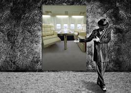 Черный ход в бизнес-класс «Аэрофлота»