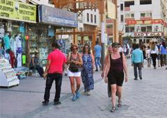 Кто отдыхает в Египте этим летом