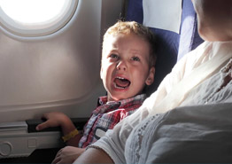 Вместе или врозь: как авиакомпании рассаживают семьи