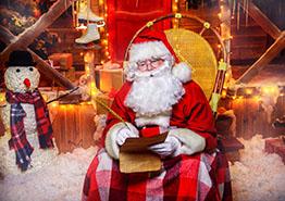 Обратный отсчет, или Как заработать больше на Санта-Клаусе?