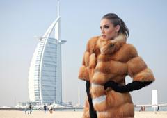 Как не замерзнуть летом в Дубае?