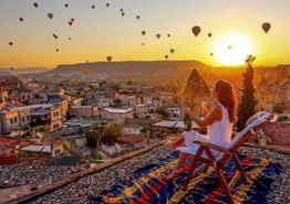 Из-под земли – в небо: как успеть сделать все в Каппадокии
