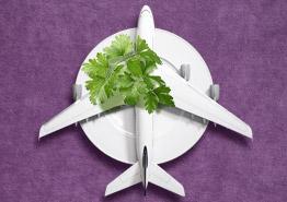 Чем кормят туристов авиакомпании
