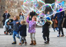Гауди vs детская коляска: в Барселону с ребенком