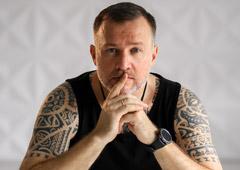 Туроператор зашифровал в татуировке маршрут программы