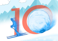 Десять советов начинающим горнолыжникам