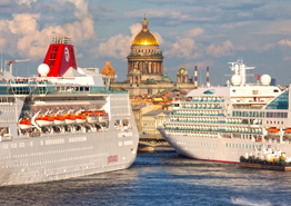 Морские круизы из Санкт-Петербурга: сколько они стоят?