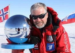 Антарктида глазами Валдиса Пельша