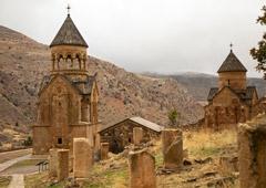 Автостопом по Армении