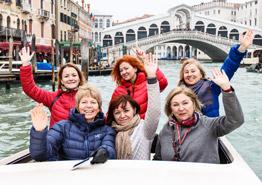 Как турагенты спасли Венецию от наводнения