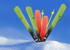 Март: достать лыжи!