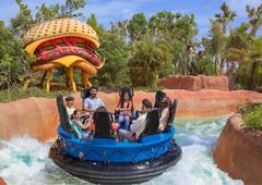 Dubai Parks and Resorts – еда и напитки без ограничений