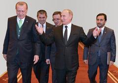 Какие отели предпочитает Владимир Путин?