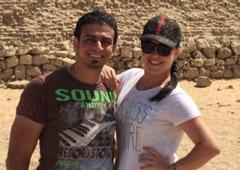 Как я вышла замуж за египтянина