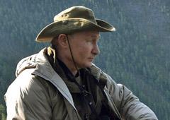 Правильный отдых: версия Путина