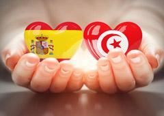 Рейтинг предпочтений сотрудничества по Тунису и Испании