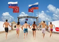 В Турцию – без загранпаспорта?