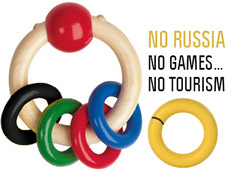 No Russia no Games… no Tourism