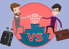 Турист vs путешественник: кто круче?