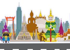 Как не заблудиться и не разориться в Таиланде