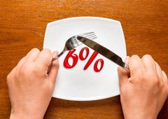 Как выжить на комиссию 6 %?