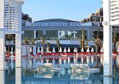Selectum Luxury Resort Belek 5*: открытие 2017 года