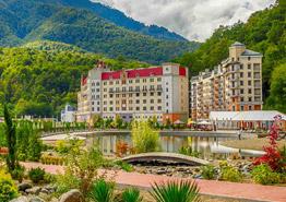 Отель на «Всё включено», санаторий или горы: что выбрать этим летом в Сочи?