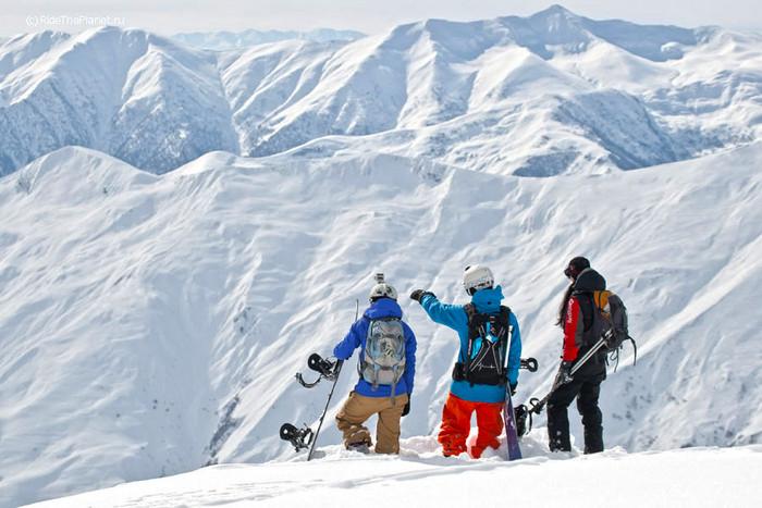 Где покататься на горных лыжах недорого