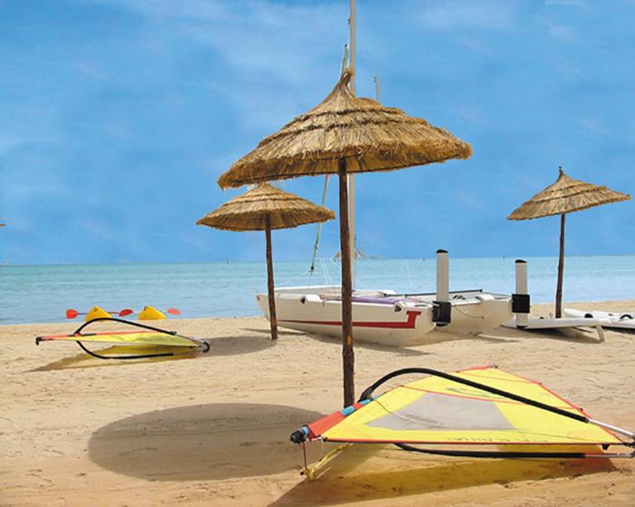 Пляжи Туниса: кому и что