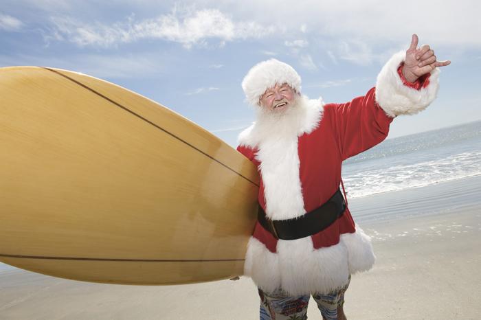 Тайский Дед Мороз: что принесёт зима?